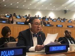 Ngoại trưởng Philippines cảm ơn Việt Nam cứu 22 thuyền viên gặp nạn trên Biển Đông