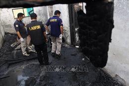 Ít nhất 30 người thiệt mạng trong vụ cháy nhà máy diêm ở Indonesia