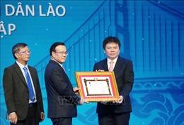 LaoVietBank - cầu nối hợp tác kinh tế Việt-Lào