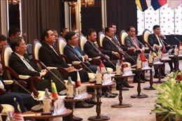 Lãnh đạo Cấp cao ASEAN gặp gỡ đại diện ASEAN-AIPA, ASEAN Youth và ASEAN-BAC