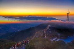 Núi Nghi Mông được UNESCO công nhận là công viên địa chất toàn cầu