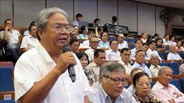 Cử tri Đà Nẵng kiến nghị kiên quyết thu hồi tài sản tham nhũng