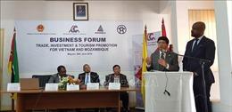 Việt Nam – Mozambique xúc tiến hợp tác đầu tư, thương mại và du lịch