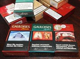 Đức ủng hộ cấm quảng cáo các sản phẩm thuốc lá