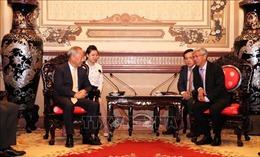TP Hồ Chí Minh sẵn sàng hợp tác với Tập đoàn Thái Bình Dương phát triển cơ sở hạ tầng