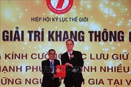 Công bố 5 kỷ lục thế giới và 2 kỷ lục châu Á mới của Việt Nam