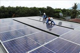 Lợi ích kép từ phát triển điện mặt trời áp mái