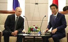 Nga - Nhật xúc tiến thiết lập hoạt động kinh tế chung ở chuỗi đảo tranh chấp