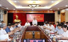 Tập trung tham mưu về công tác chuẩn bị Đại hội Đảng bộ các cấp, tiến tới Đại hội XIII của Đảng