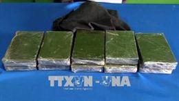 Triệt phá đường dây ma túy lớn, bắt vụ đánh bạc tiền tỷ tại Nam Định