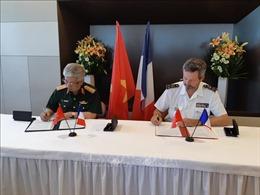 Hướng tới quan hệ hợp tác quốc phòng Việt - Pháp hiệu quả, thực chất, xứng tầm quan hệ Đối tác Chiến lược