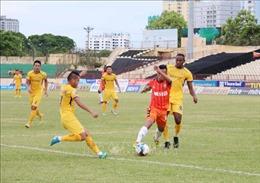 V.League 2019: Sông Lam Nghệ An hòa SHB Đà Nẵng 0 - 0 trên sân nhà