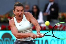Simona Halep trở thành tay vợt nữ Romania đầu tiên lọt vào chung kết Wimbledon