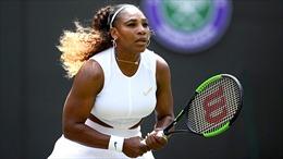 Wimbledon 2019: Serena Williams và 2 bước tới lịch sử
