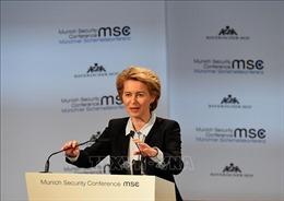 Sẽ bỏ phiếu bổ nhiệm bà Ursula von der Leyen làm Chủ tịch EC vào ngày 16/7
