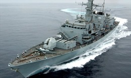 Anh sẽ điều động thêm tàu chiến đến Vùng Vịnh
