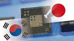 Nhật Bản phê duyệt thêm một lô hàng vật liệu công nghệ cao xuất sang Hàn Quốc
