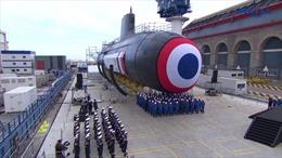 Pháp triển khai tàu ngầm tấn công chạy bằng năng lượng hạt nhân thế hệ mới