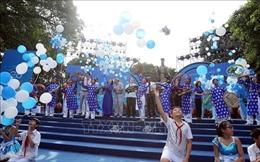 Lễ kỷ niệm 20 năm thành phố Hà Nội đón nhận danh hiệu 'Thành phố vì hòa bình'
