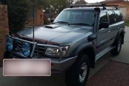 Tạm giữ 4 trẻ em đánh cắp và tự lái ô tô đi cả nghìn km