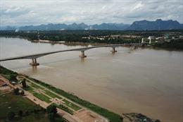 Thái Lan: Mực nước sông Mekong xuống thấp nhất trong 10 năm qua