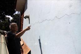 Buông lỏng quản lý xây dựng công trình thủy điện ở Lai Châu - Bài 2: Nổ mìn thi công làm nứt nhà dân