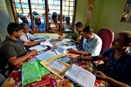 Ấn Độ nghi ngờ hàng nghìn người nhập cư bất hợp pháp từ Bangladesh làm giả giấy tờ