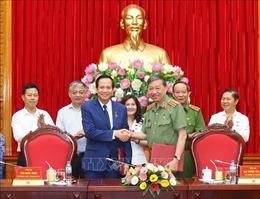 Bộ Công an và Bộ Lao động - Thương binh và Xã hội ký Quy chế phối hợp