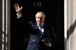 Thủ tướng Anh Boris Johnson và 'canh bạc'Brexit