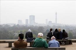 Báo động tình trạng ô nhiễm không khí tại nhiều khu vực ở London