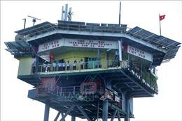 Hải quân nhân dân Việt Nam bảo đảm tác chiến độc lập, nâng cao khả năng làm chủ