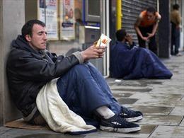 Hơn bốn triệu người Anh đang sống ở mức đặc biệt đói nghèo
