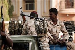 Ban bố lệnh giới nghiêm tại 4 thị trấn của bang North Kordofanở Sudan
