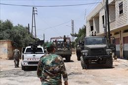 Các lực lượng Syria được Nga hậu thuẫn tái kiểm soát khu vực ở Tây Bắc Syria