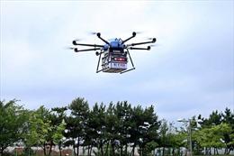 Hàn Quốc thử nghiệm thiết bị bay không người lái để phục vụ chuyển phát