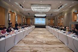Việt Nam và Thái Lan tăng cường hợp tác chính trị, an ninh