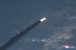 Nhật Bản họp khẩn bàn về vụ phóng vật thể bay của Triều Tiên