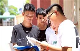 Sau phúc khảo, 204 bài thi trắc nghiệm thay đổi điểm