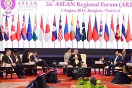 Phó Thủ tướng, Bộ trưởng Ngoại giao Phạm Bình Minh tham dự Diễn đàn Khu vực ASEAN lần thứ 26