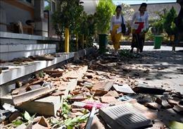 Động đất tại Indonesia: Người dânphảisơ tán khẩn cấp