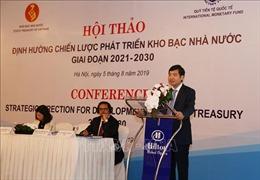 Hướng tới hình thành kho bạc số trong giai đoạn 2021 - 2030
