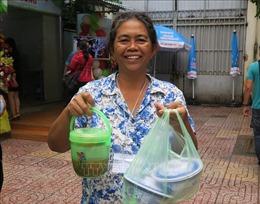 Thêm một căn 'bếp yêu thương'cho bệnh nhân nghèo tại bệnh viện