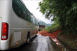 Lâm Đồng: Đèo Bảo Lộc thông xe sau nhiều giờ ách tắc nghiêm trọng