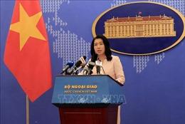 Nhóm tàu Hải Dương 08 của Trung Quốc đã dừng hoạt động khảo sát ở vùng đặc quyền kinh tế của Việt Nam