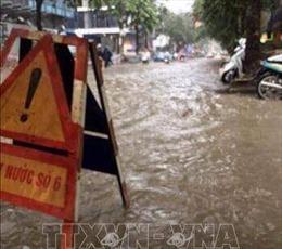 Hà Nội tiếp tục xuất hiện một số điểm ngập cục bộ sau cơn mưa nhỏ