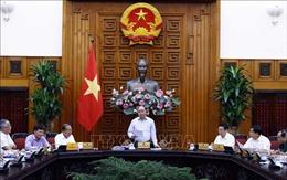 Thủ tướng chủ trì họp Thường trực Tiểu ban Kinh tế - xã hội phục vụ Đại hội XIII của Đảng