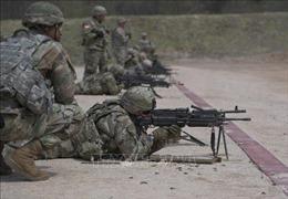 Hàn Quốc: Tập trận chung với Mỹ không phải diễn tập nhằm vào Triều Tiên