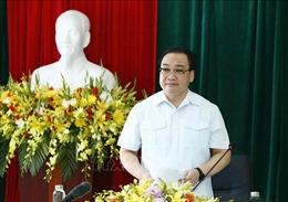 Liên minh Hợp tác xã thành phố đóng góp tích cực vào sự phát triển kinh tế, xã hội của Thủ đô
