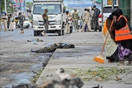 Al Shabaab tấn công vào căn cứ quân sự ở miền Nam Somalia