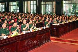 Tôn vinh các điển hình trong Cuộc vận động 'Phát huy truyền thống, cống hiến tài năng, xứng danh Bộ đội Cụ Hồ'